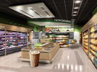 Техническое обслуживание магазинов и гипермаркетов