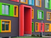 Правильный уход за фасадами зданий